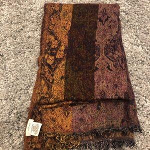 Wilfred wool scarf